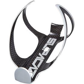 Supacaz Fly Cage Carbon Bidonhouder zwart/zilver